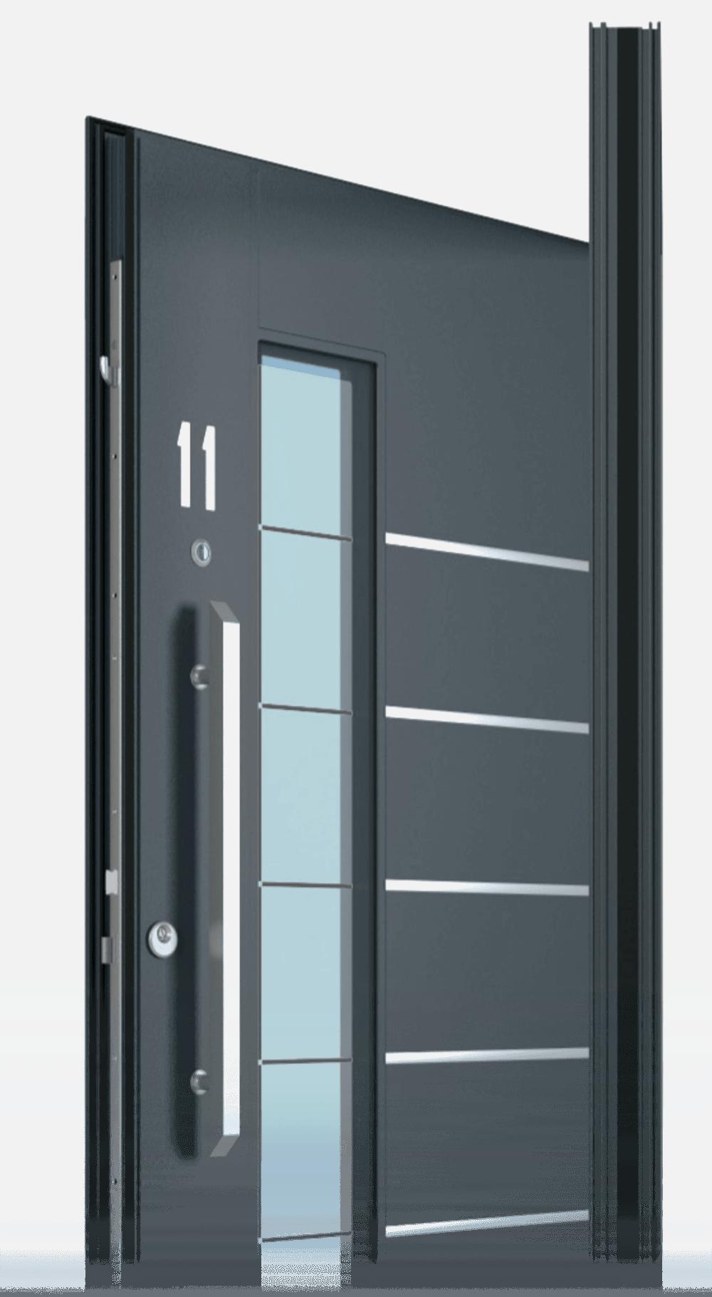 bezpečnostní vstupní dveře